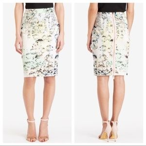 Ted Baker Crystal Droplets Pencil Skirt